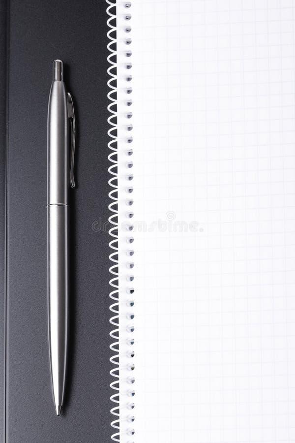 Download σημειωματάριο λαβών στοκ εικόνα. εικόνα από γράψτε, γράψιμο - 13187553