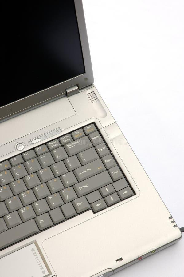 σημειωματάριο υπολογιστών στοκ φωτογραφία με δικαίωμα ελεύθερης χρήσης