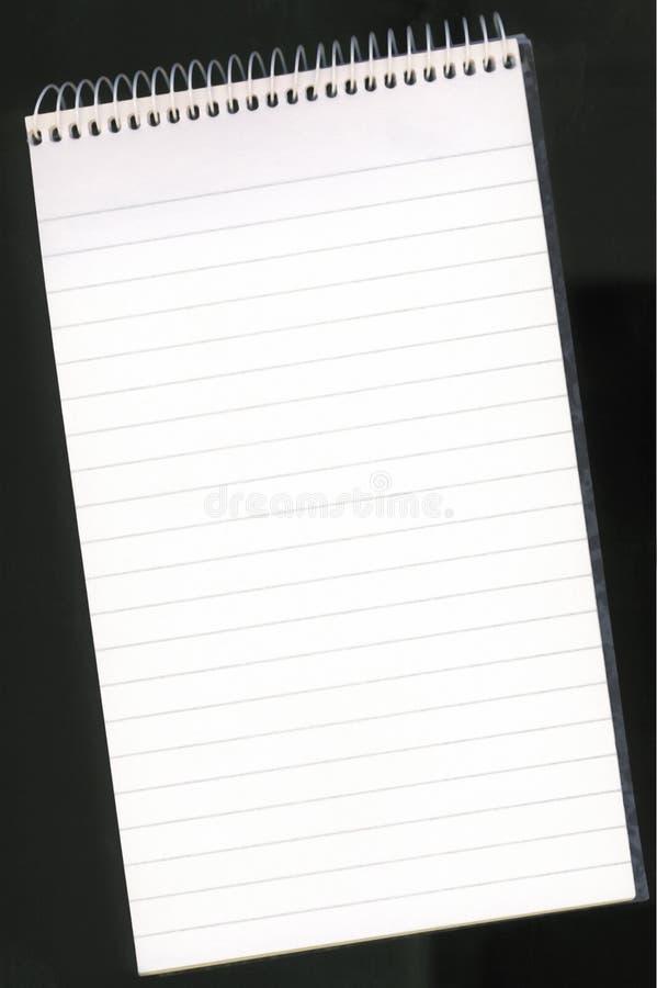 σημειωματάριο στοκ φωτογραφίες