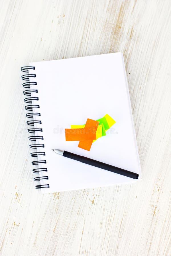 Σημειωματάριο, στοκ εικόνες