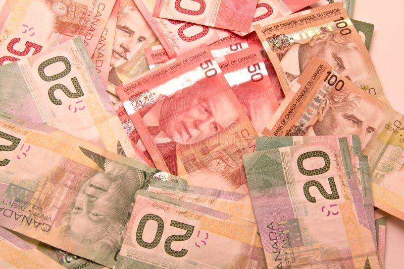 σημειώσεις καναδικών δο στοκ φωτογραφία με δικαίωμα ελεύθερης χρήσης