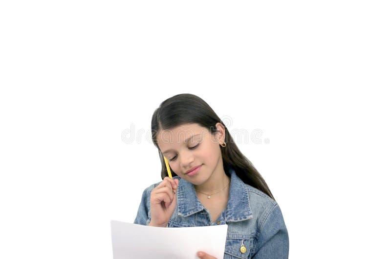 σημειώσεις παιδιών στοκ φωτογραφίες με δικαίωμα ελεύθερης χρήσης