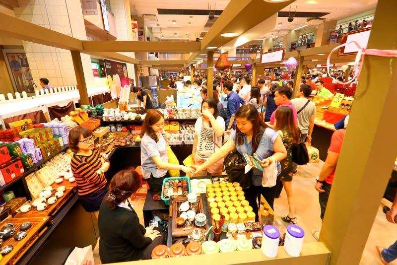Σιγκαπούρη: Αγορές στοκ εικόνες με δικαίωμα ελεύθερης χρήσης
