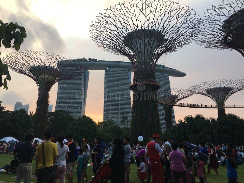 Σιγκαπούρη στοκ εικόνες με δικαίωμα ελεύθερης χρήσης