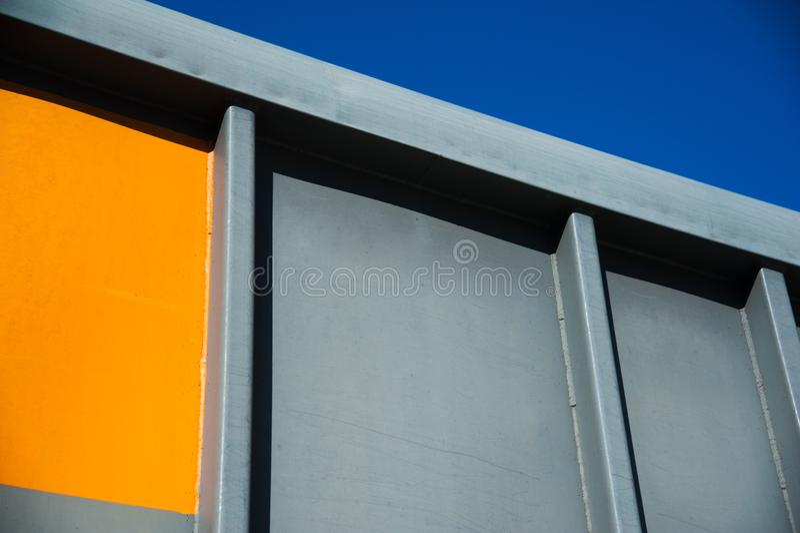 Σιδηροδρομικές μεταφορές των δημητριακών στοκ φωτογραφίες με δικαίωμα ελεύθερης χρήσης