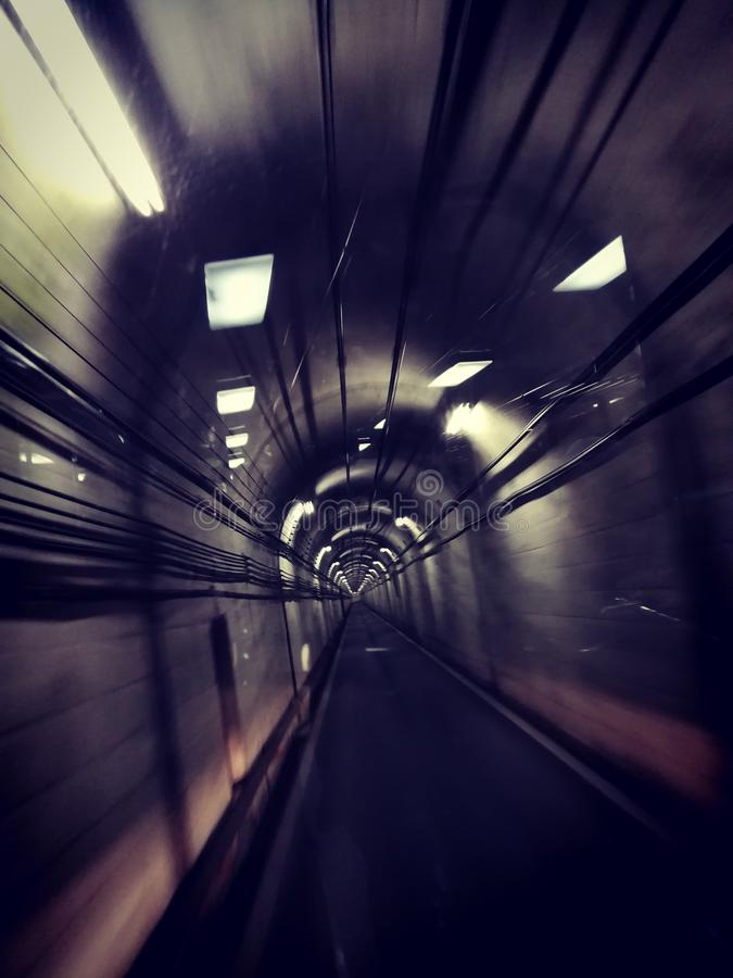 Σιδηρόδρομος Ιαπωνία από την κορυφή στοκ φωτογραφία με δικαίωμα ελεύθερης χρήσης