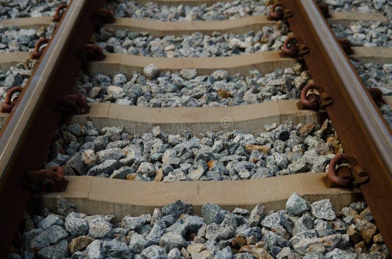 σιδηρόδρομος στοκ εικόνα με δικαίωμα ελεύθερης χρήσης