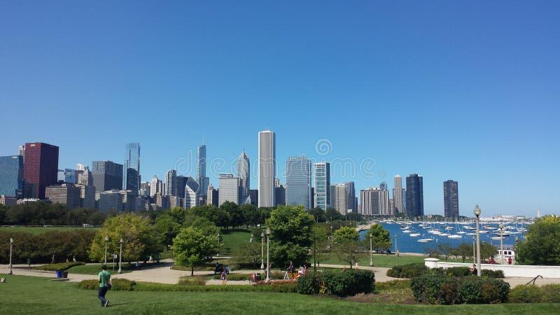 Σικάγο στοκ εικόνα