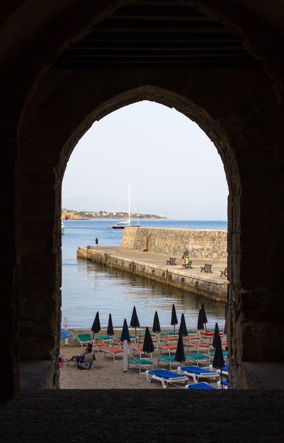 Σικελία, Cefalà ¹ στοκ φωτογραφία
