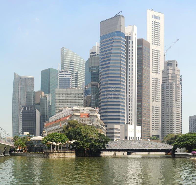 Σινγκαπούρη στοκ φωτογραφία με δικαίωμα ελεύθερης χρήσης