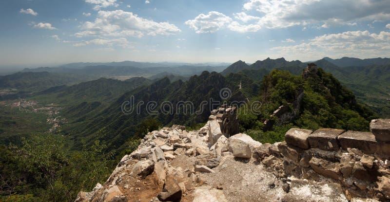 Σινικό Τείχος της Κίνας στοκ φωτογραφία
