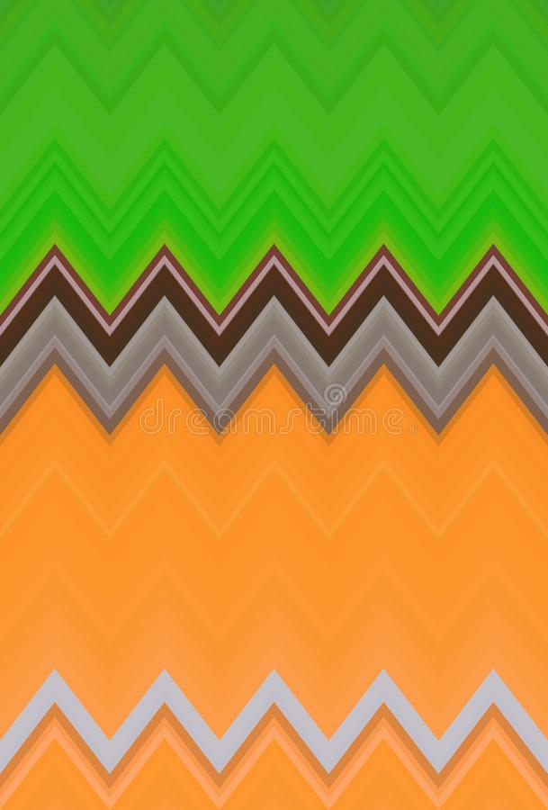 Σιριτιών τρεκλίσματος κόκκινο, πορτοκαλί φλογών πυρκαγιάς υπόβαθρο τέχνης σχεδίων αφηρημένο, γλυκόπικρο, πεπόνι, καρότο, κοράλλι, διανυσματική απεικόνιση