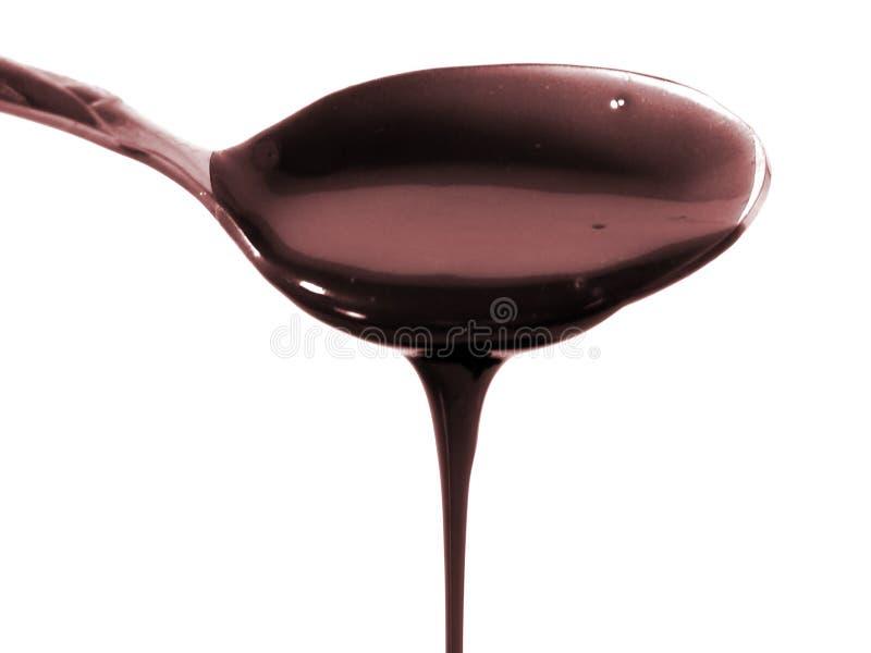 σιρόπι σοκολάτας στοκ φωτογραφία με δικαίωμα ελεύθερης χρήσης