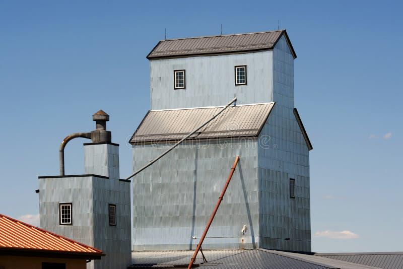 σιτάρι ανελκυστήρων στοκ φωτογραφία με δικαίωμα ελεύθερης χρήσης