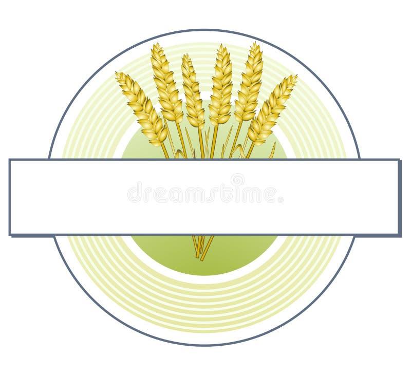 σιτάρι signet απεικόνιση αποθεμάτων