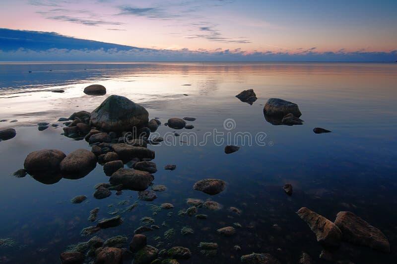 Σιωπή εν πλω στοκ φωτογραφία με δικαίωμα ελεύθερης χρήσης