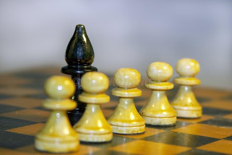 Download σκάκι στοκ εικόνα. εικόνα από επιτυχία, σκακιέρα, ήττα - 118967