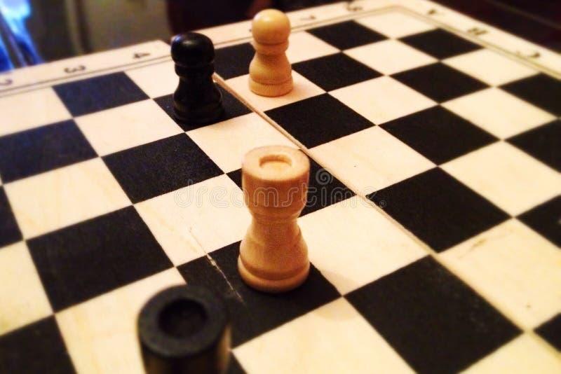 Σκάκι στοκ φωτογραφίες