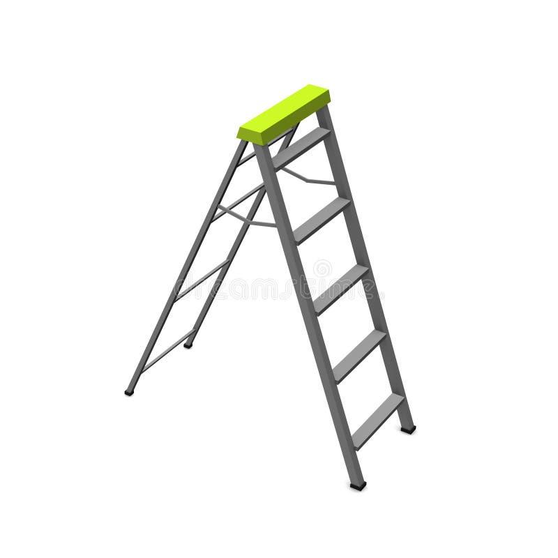 σκάλα διανυσματική απεικόνιση