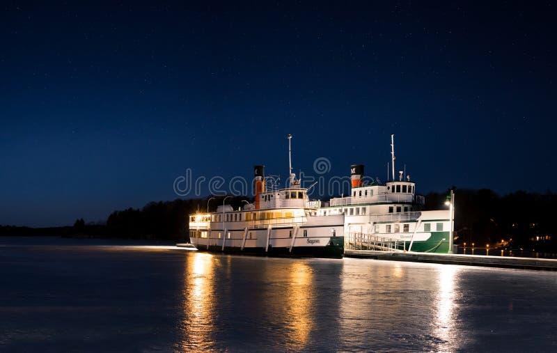 Σκάφη ατμού στοκ φωτογραφίες