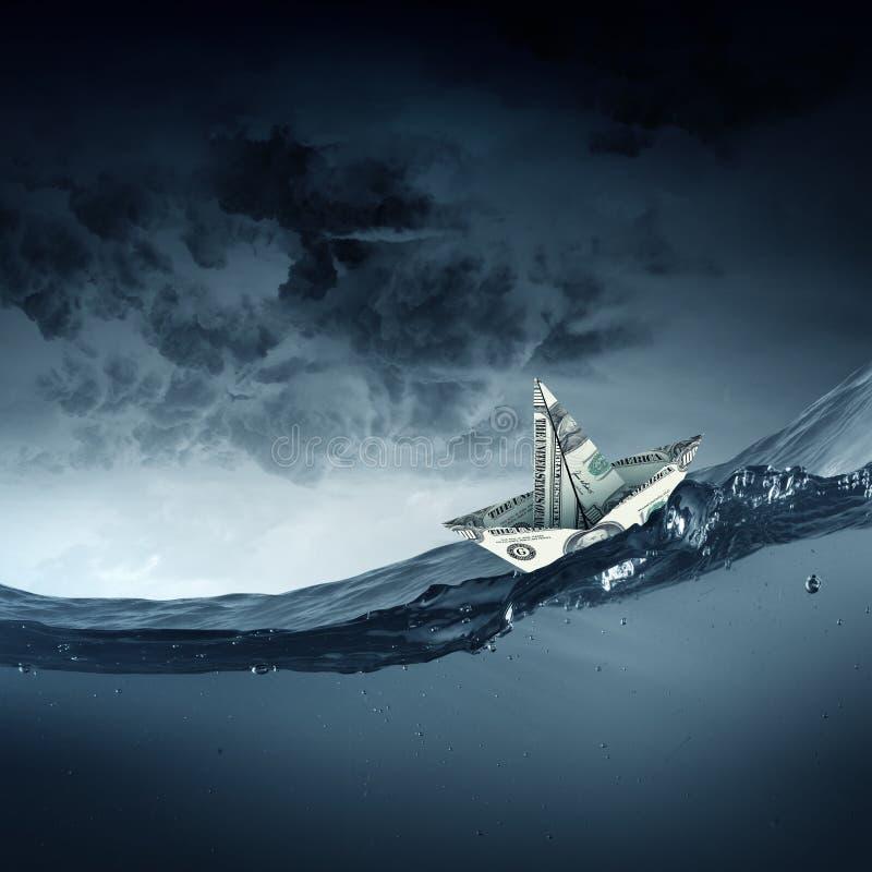 σκάφος εγγράφου στοκ φωτογραφίες