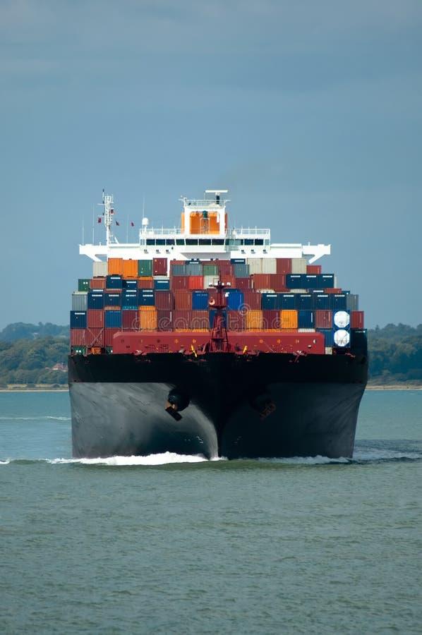 σκάφος εμπορευματοκι&beta στοκ εικόνες με δικαίωμα ελεύθερης χρήσης
