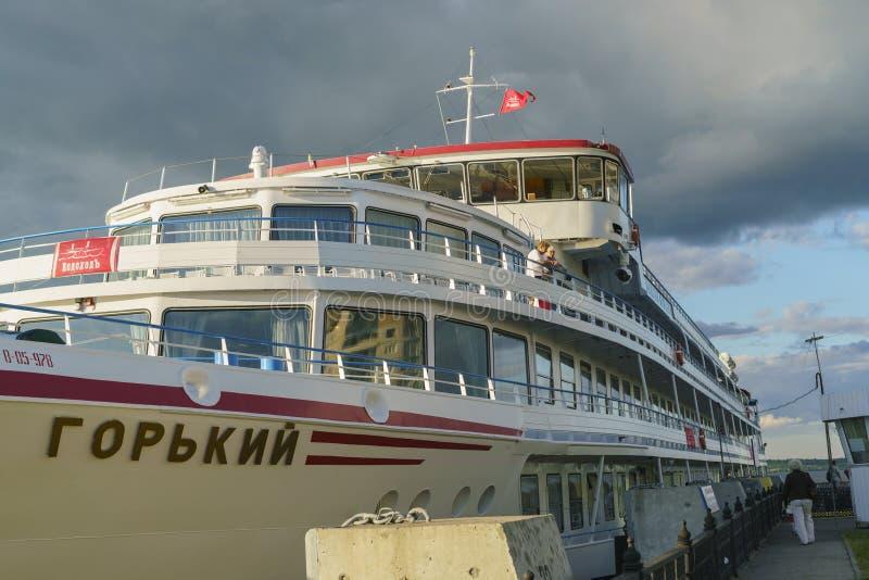 Σκάφος ευχαρίστησης στοκ φωτογραφία με δικαίωμα ελεύθερης χρήσης