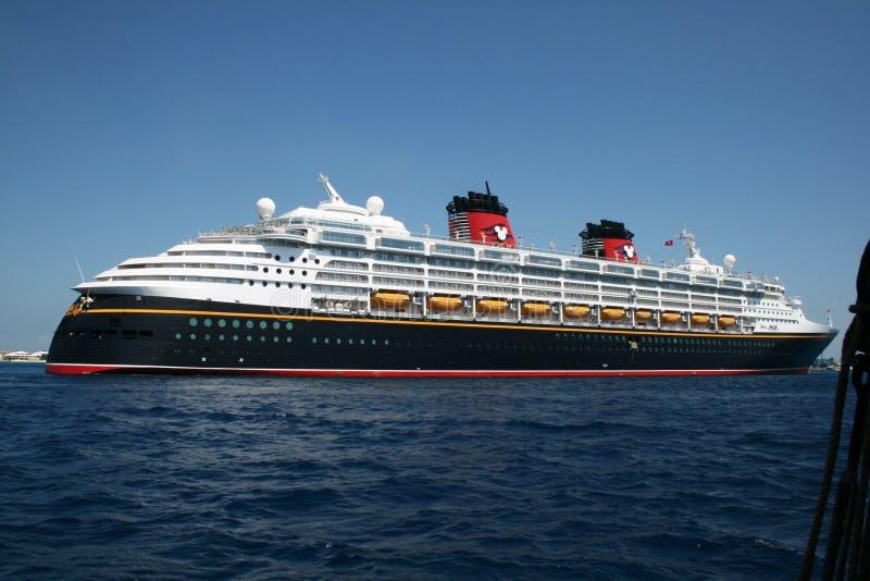 Σκάφος της Disney στοκ εικόνες
