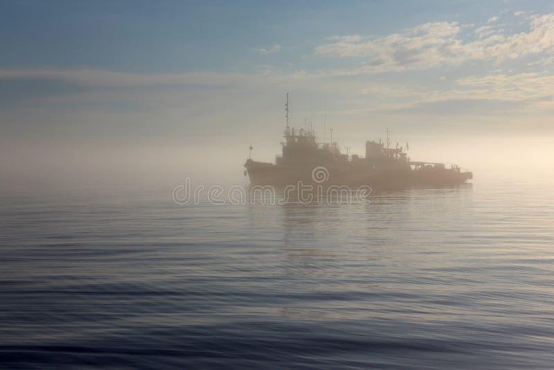 Σκάφος φαντασμάτων στοκ εικόνα