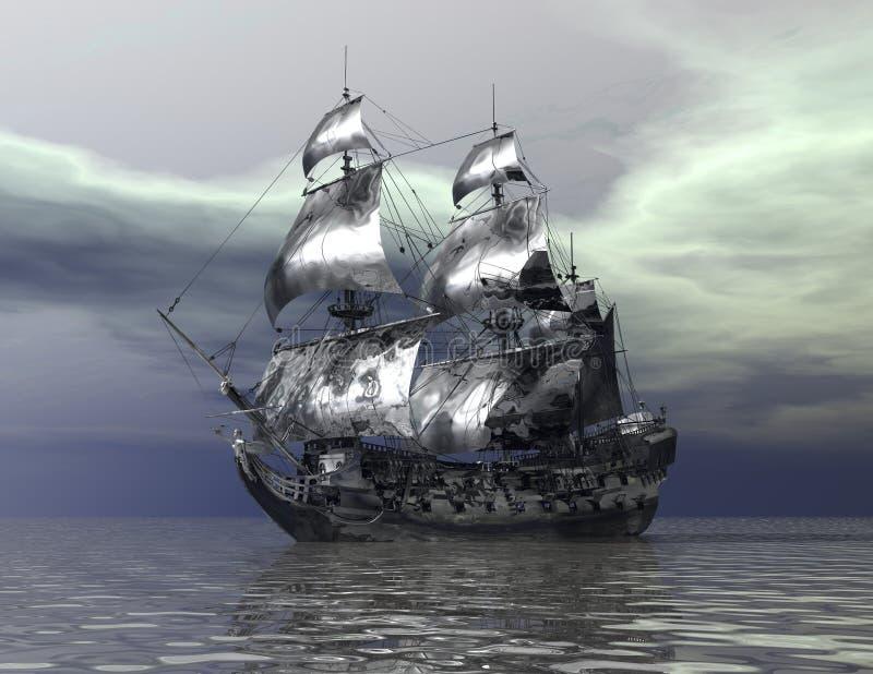 σκάφος ελεύθερη απεικόνιση δικαιώματος
