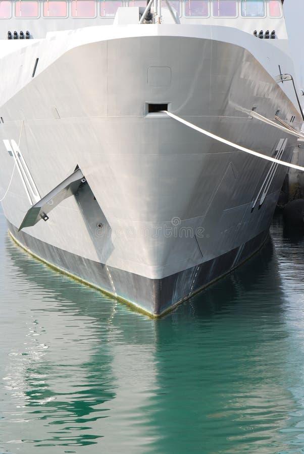 Σκάφος Hull στοκ εικόνα
