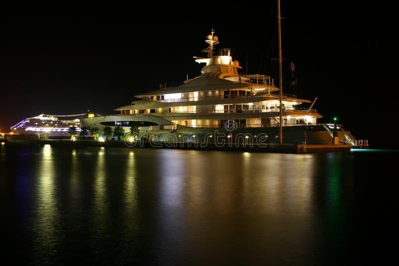 Σκάφος Luxus στοκ φωτογραφίες με δικαίωμα ελεύθερης χρήσης