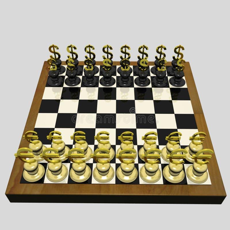 σκακιέρα ελεύθερη απεικόνιση δικαιώματος