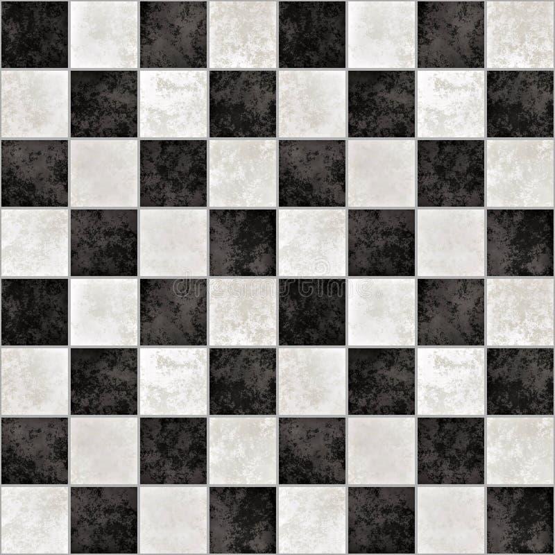 σκακιέρα απεικόνιση αποθεμάτων