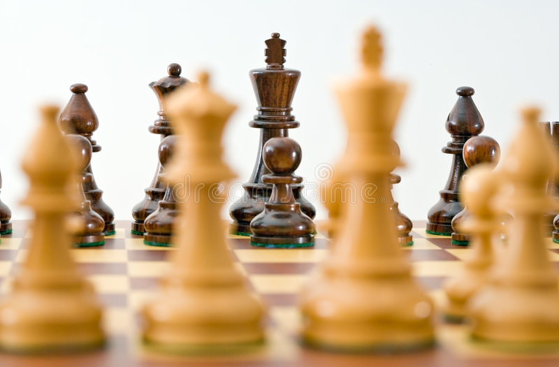 σκακιέρα στοκ φωτογραφία με δικαίωμα ελεύθερης χρήσης
