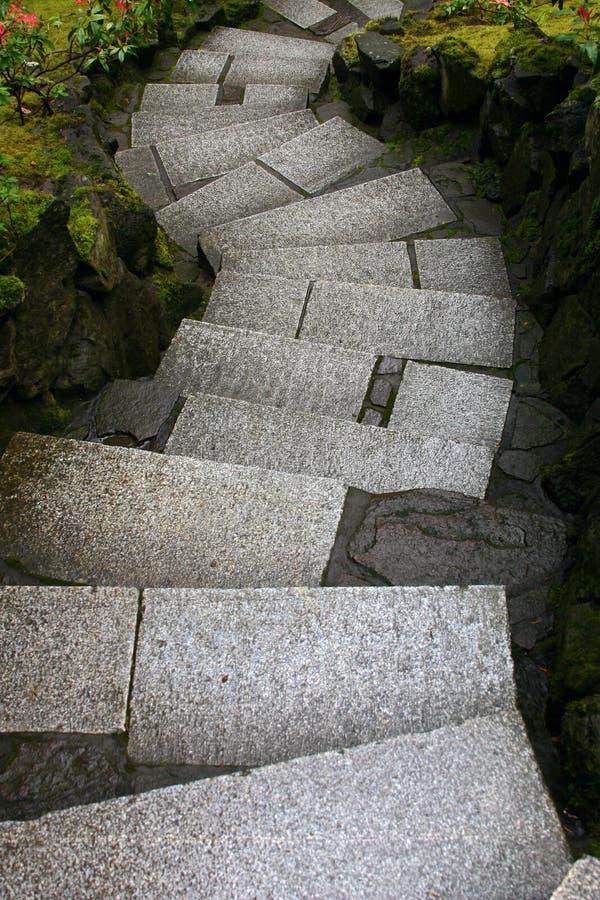 Download σκαλοπάτια που στρίβονται στοκ εικόνα. εικόνα από κήποι - 89661