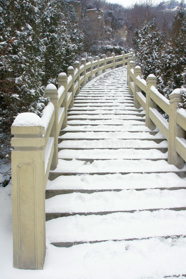 σκαλοπάτια τσιμέντου στοκ εικόνα με δικαίωμα ελεύθερης χρήσης