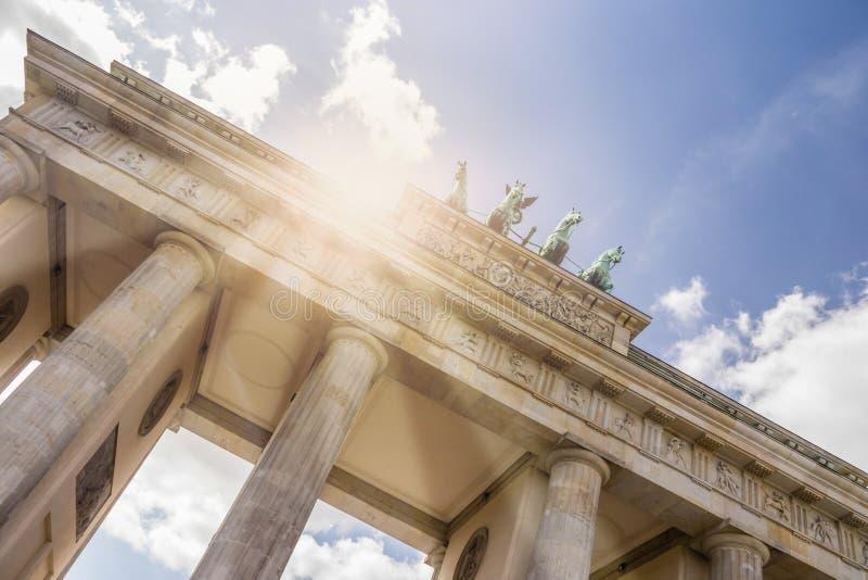 Σκαπάνη Brandenburger στοκ φωτογραφία με δικαίωμα ελεύθερης χρήσης