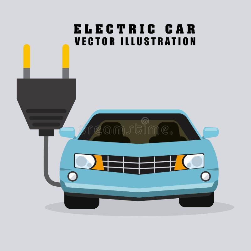 Download Σκεφτείτε το πράσινο σχέδιο Διανυσματική απεικόνιση - εικονογραφία από καινοτομία, αυτοκίνητο: 62704309