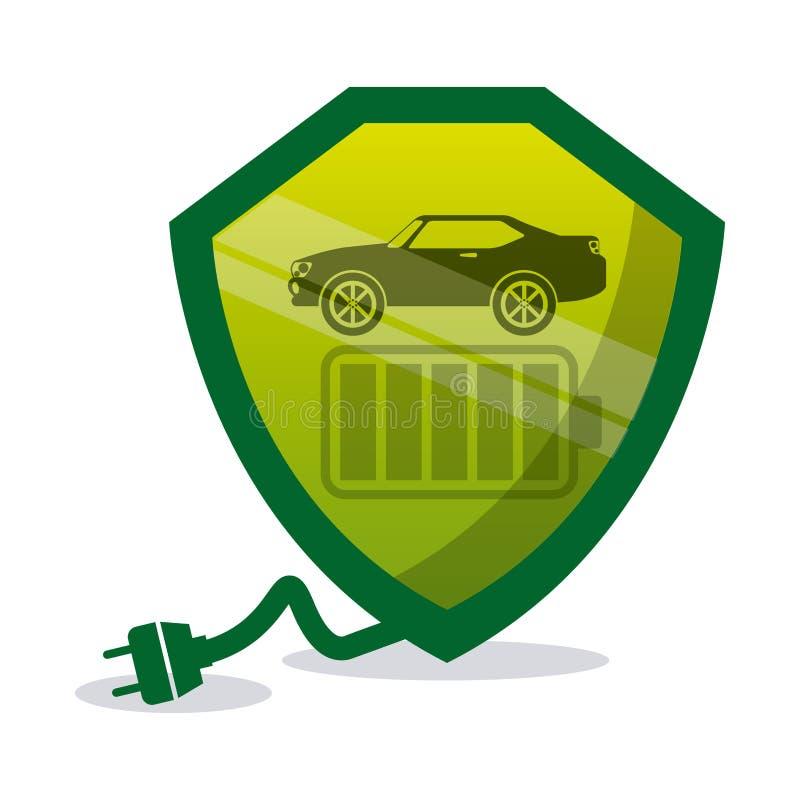 Download Σκεφτείτε το πράσινο σχέδιο Διανυσματική απεικόνιση - εικονογραφία από στοιχείο, καινοτομία: 62704328