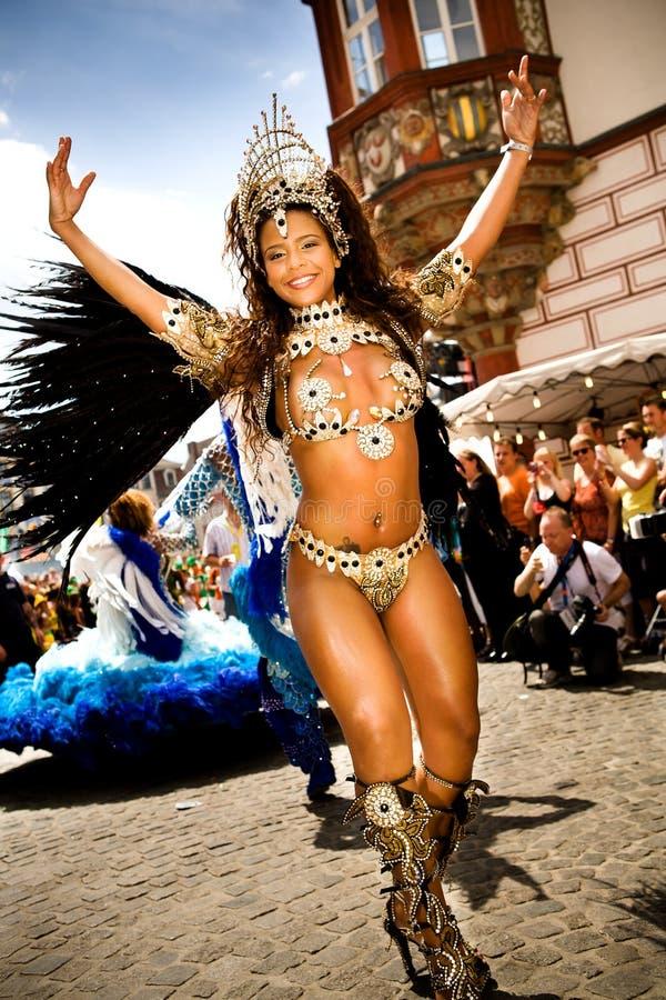 σκηνές samba στοκ φωτογραφίες με δικαίωμα ελεύθερης χρήσης