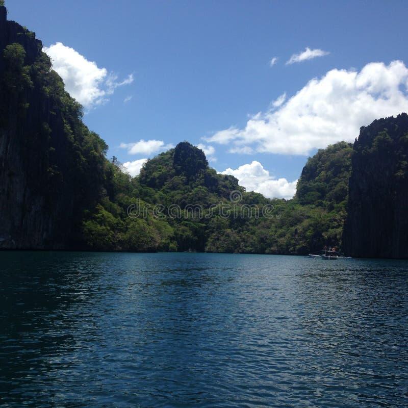 Σκηνή νησιών στοκ φωτογραφίες