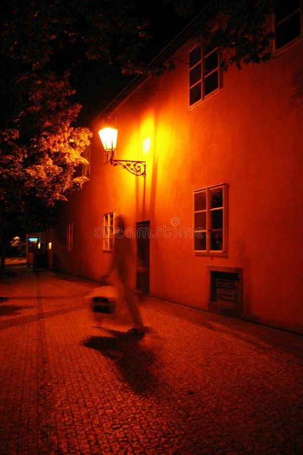 σκηνή νύχτας στοκ εικόνα με δικαίωμα ελεύθερης χρήσης
