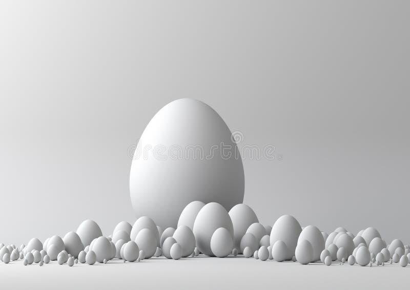 Σκηνή 2 ομάδα 2017 αυγών στοκ φωτογραφία με δικαίωμα ελεύθερης χρήσης