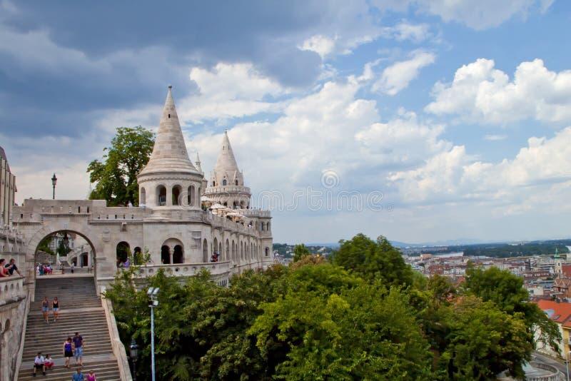 Σκηνή στη Βουδαπέστη, Ουγγαρία στοκ φωτογραφία με δικαίωμα ελεύθερης χρήσης