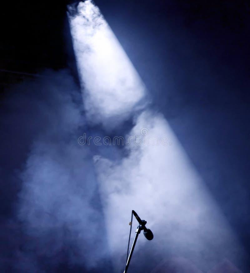 Σκηνικά φω'τα στοκ εικόνα με δικαίωμα ελεύθερης χρήσης