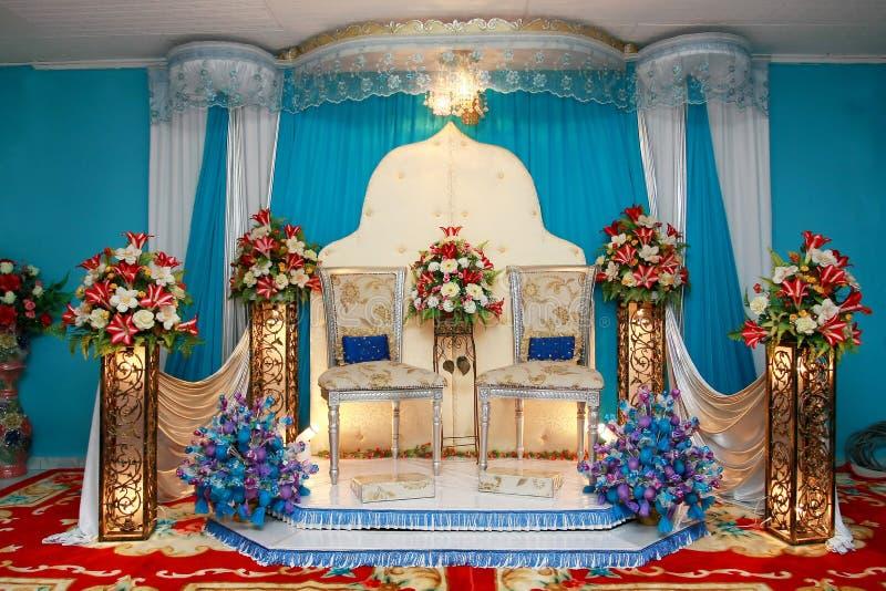 σκηνικός γάμος στοκ εικόνα με δικαίωμα ελεύθερης χρήσης