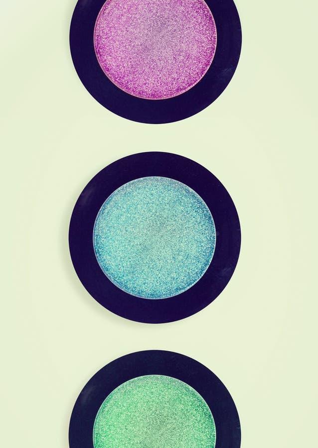 Σκιά ματιών, εκλεκτής ποιότητας επίδραση στοκ φωτογραφία με δικαίωμα ελεύθερης χρήσης