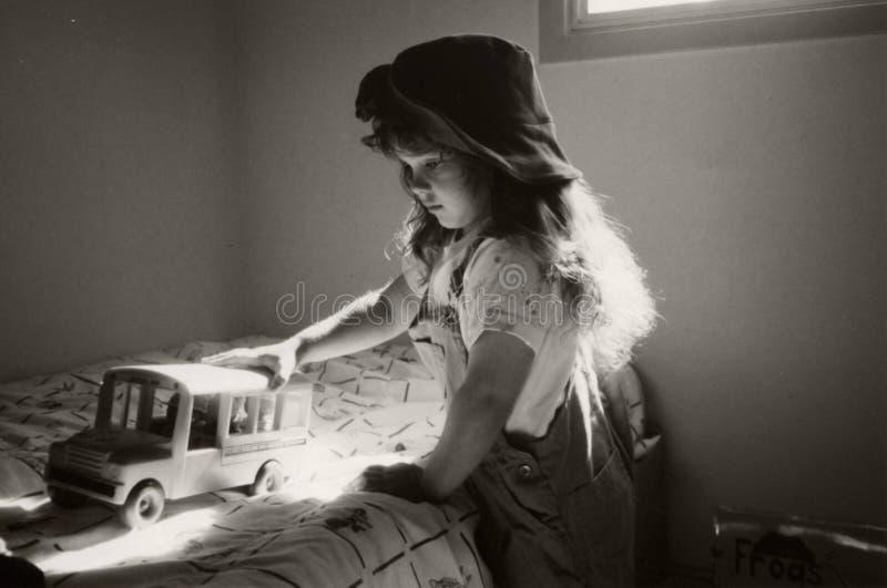 σκιές κοριτσιών Στοκ φωτογραφία με δικαίωμα ελεύθερης χρήσης