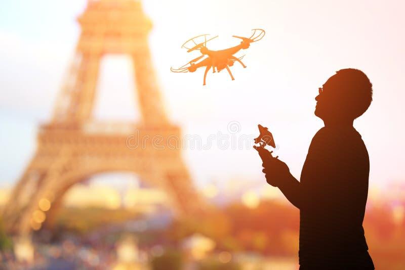 Σκιαγραφία του ατόμου στοκ φωτογραφία με δικαίωμα ελεύθερης χρήσης